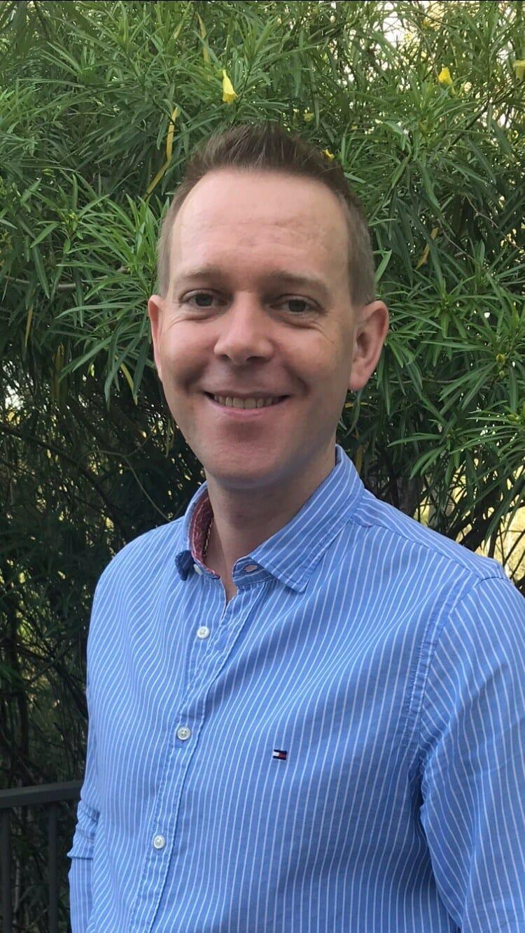 Osteopath Dr. Joachim Enevoldsen